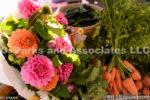 9615-Dahlias and Carrots