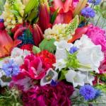 Spring Flower Bouqet