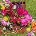 Spring Floral Mix in Box