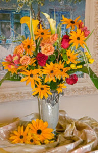 Rudbeckia Floral Bouquet