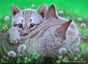 Cat - Hug