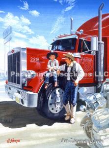 Cowboy Truckers