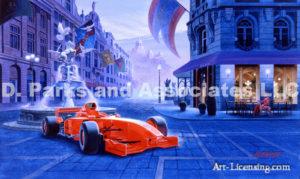 FN Racing Car