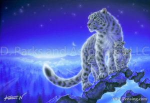 Leopard--Beginning 2