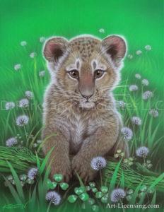 Lion-Baby Lion