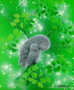 Owl - Cuddle 2