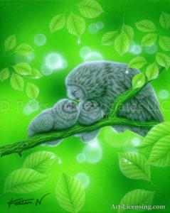 Owl - Storytelling-owl