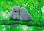 Owl - Time-Together 2-w signaturer