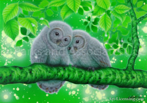 Owl - Time Together 3