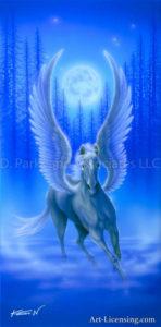 Pegasus - Landing