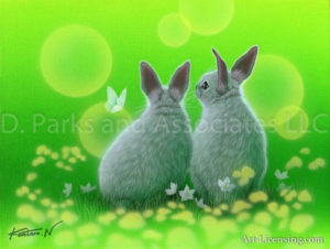 Rabbit - Little Friends 2