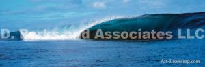 Teahupoo Wave 2