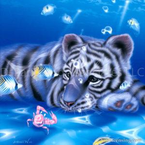 Tiger - Mother Ocean 7a