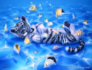 Tiger - Ocean Bed (2)