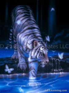 Tiger - White Tiger