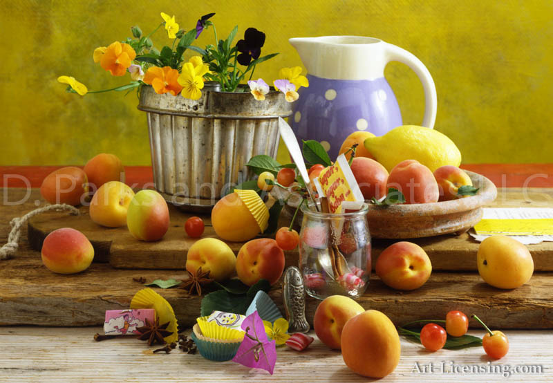 Ulrike Schneiders - Kitchen Still Life