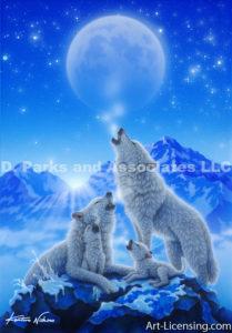 Wolf-Shining Lives 2