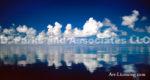 Water Sky Glass