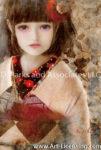 Camellia Kimono Girl