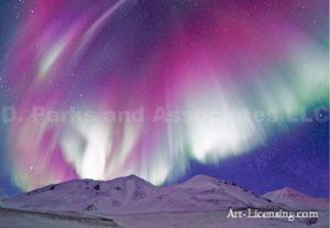 Alaska Aurora 1 (200)