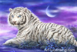 White Tiger-Moon Lake