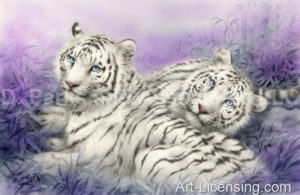 White Tiger-Quiet Retreat