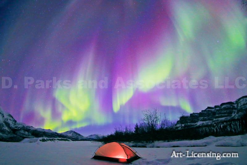 Azuma Hotta-Alaska Aurora 154