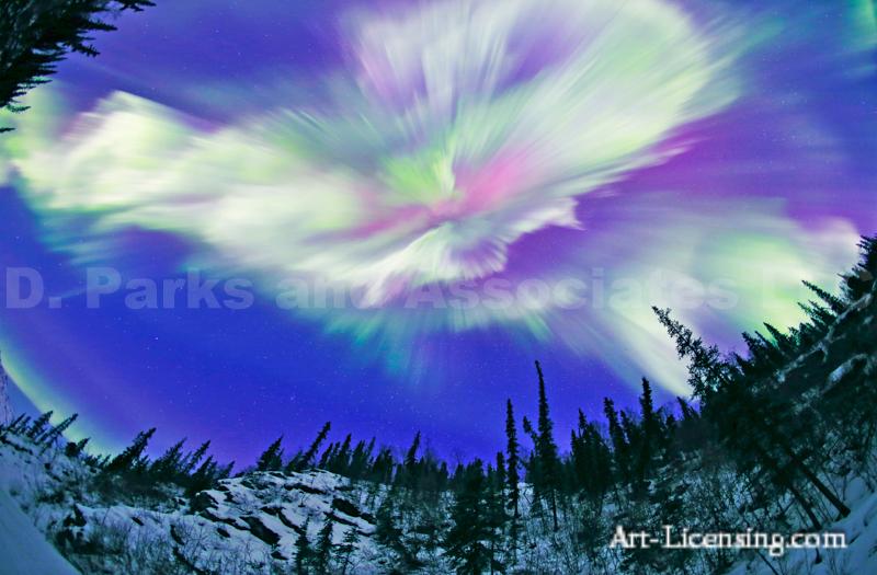 Azuma Hotta-Alaska Aurora 51