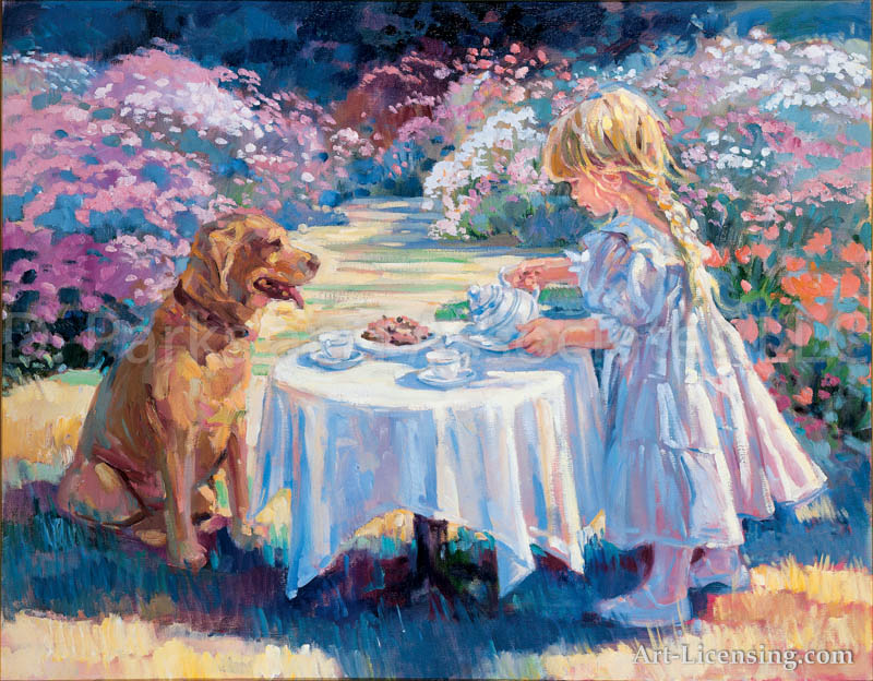 Corinne Hartley-Tea for Two