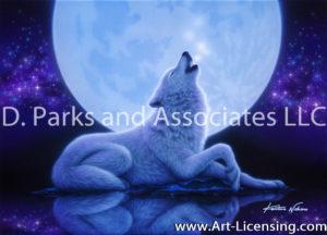 Wolf - Silent Night