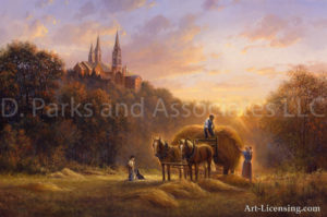 Harvest at Holy Hill