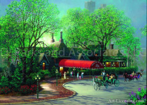 New York-Tavern on the Green-by Alexander Chen