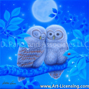 Owl - Moonnight