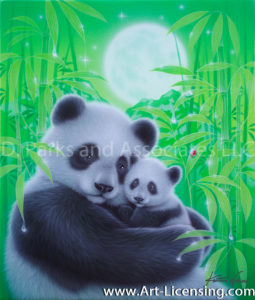 Panda-Hug