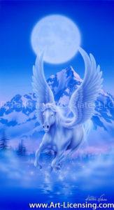 Pegasus - Flying Away