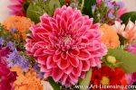 2482S-Dahlia Bouquet